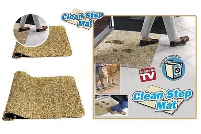 Супер впитывающий Коврик Clean Step Mat DL71