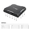 TV-Приставка X96 MAX+ DDR4 4GB/64GB S905X3 (Android Smart TV Box), фото 4