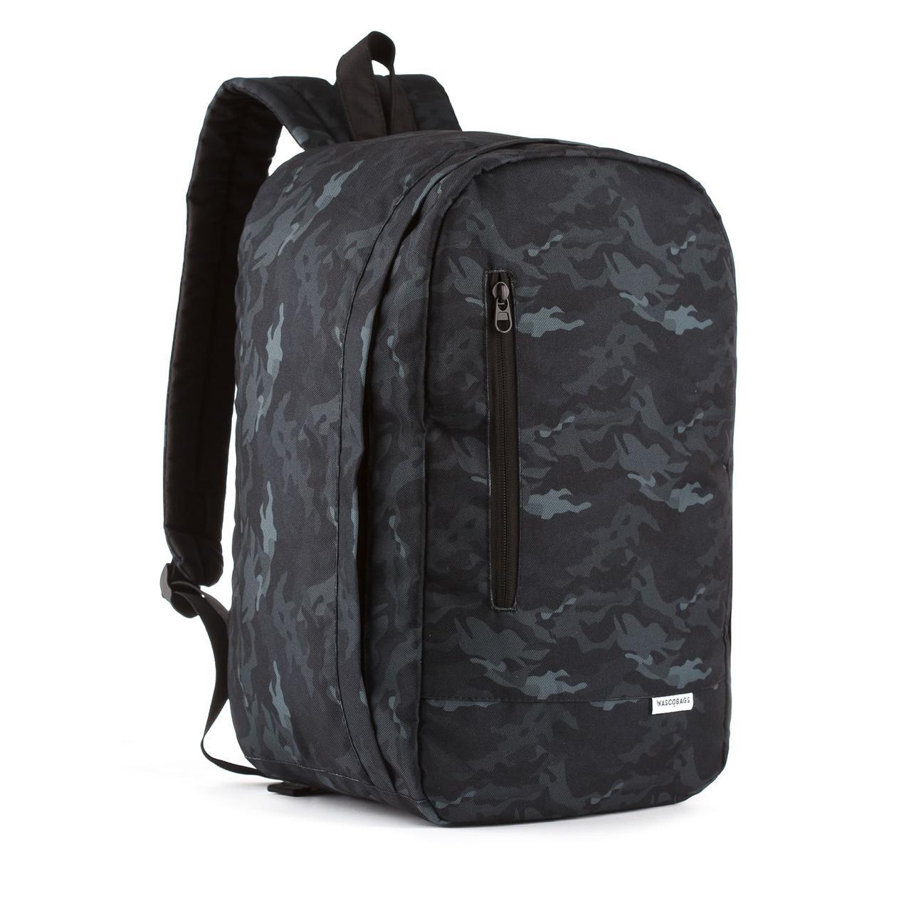 Рюкзак для ручной клади Wascobags 40x25x20 Prague Camo