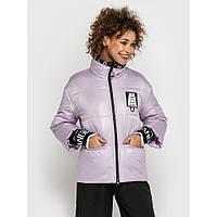 Модная розовая куртка, фото 1