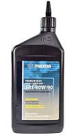 Масло Mazda Rear Axle Lubricant GL-5 80W-90 0,946л. 0000-77-80W9-QT