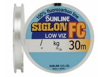 Флюорокарбон Sunline 30m 0.128mm 1.1kg