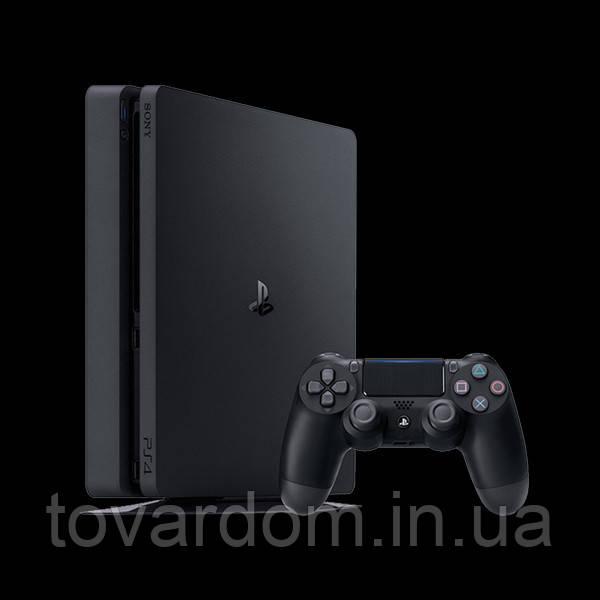 Игровые Приставки Sony PlayStation 4 Slim 1000Gb