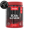 Prozis BCAA + GLUTAMINE - 330 г -зеленое яблоко