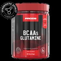 Prozis BCAA + GLUTAMINE - 330 г -зеленое яблоко, фото 1