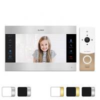 Комплект видеодомофона Slinex SL-10M + вызывная панель Slinex ML-20IP