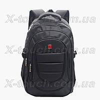 Мужской рюкзак непромокаемый Red Wanda 6185, черный.