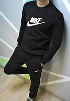 Мужской спортивный костюм в стиле Nike | найк большое лого