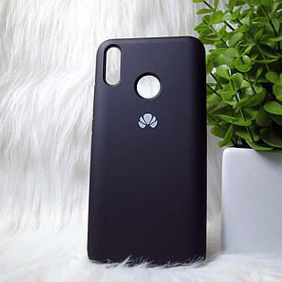 Чехол Huawei Y9 2019 черный