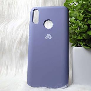 Чехол Huawei Y9 2019 синий