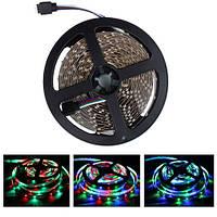 5м лента светодиодная, 300x 3528 SMD LED, RGB