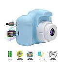 Детский фотоаппарат GM14. подарок ребенкуДетская цифровая фотокамера GM14., фото 5
