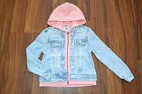 Джинсовые пиджачки для девочек. Размеры 8-.Фирма S&D.Венгрия, фото 1