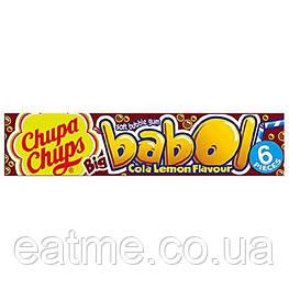 Chupa Chups Babol Жевательная резинка со вкусом колы