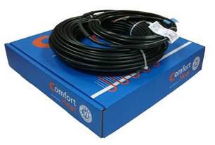 Двожильний нагрівальний кабель CTACV-30 для сніготанення