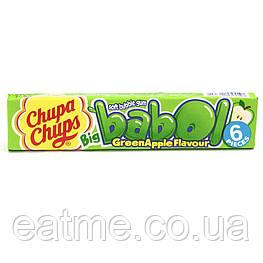 Chupa Chups Babol Жевательная резинка со вкусом яблока