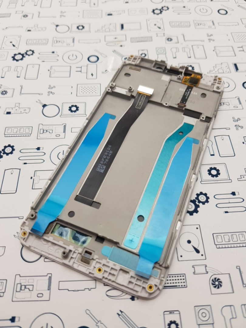 Дисплей Хiaomi Redmi 4x модуль белый Сервисный оригинал