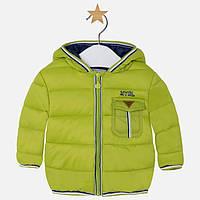 Куртка для мальчика Mayoral салатовый рост 65 см