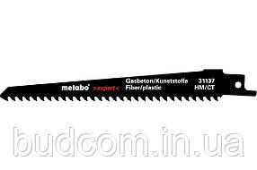 Сабельное полотно по газобетону Metabo expert 150 мм, S 641 HM (631137000)