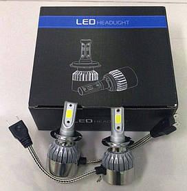 Комплект (2шт) светодиодных автомобильных ламп  S2 H7