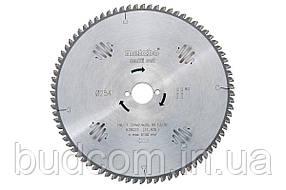 Пильный диск Metabo по мультиматериалам 254x30x2.4, 80 зубьев (628223000)