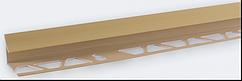 Угол внутренний под плитку (7-8 мм) кремовый LRA01