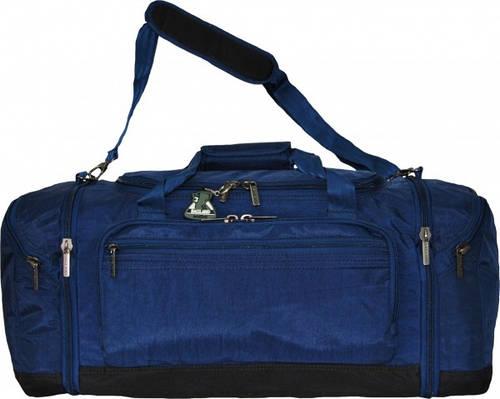 Дорожная сумка средняя Bagland Мадрид 48 л. Артикул: 34270. Цвет в ассортименте