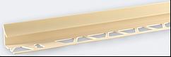 Угол внутренний под плитку (7-8 мм) слоновая кость LRB02