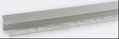 Угол внутренний под плитку (7-8 мм) серый LRB03