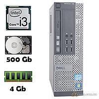 Компьютер Dell 790 (i3-2100/4Gb/500Gb) desktop БУ, фото 1