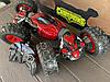 Трюковая машинка трансформер перевертыш Car Champions вездеход (Red), фото 3