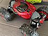 Трюковая машинка трансформер перевертыш Car Champions вездеход (Red), фото 4
