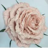 Фоамиран 1мм светлая роза рулонный, фото 5