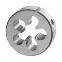 Плашка круглая трубная циллиндрическая Ферон Гост  9740 G 1/2
