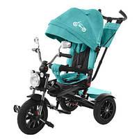 Велосипед трехколесный TILLY TORNADO T-383 Темно-зелений