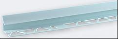 Угол внутренний под плитку (7-8 мм) голубой LRB06