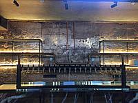 Эксклюзивная пивная  колонна на 20 сортов под кран глобус, фото 1