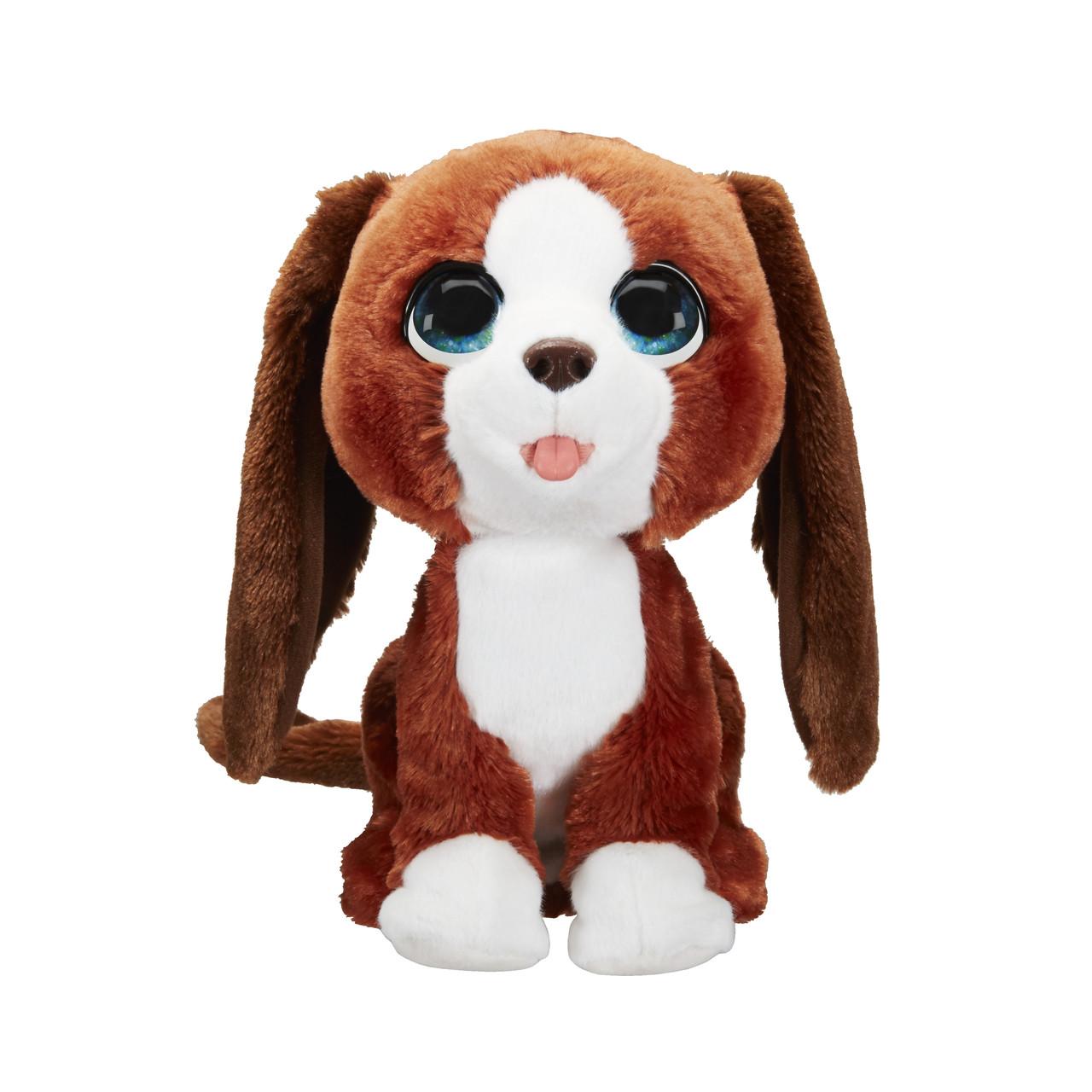 Hasbro Интерактивная игрушка Фурриал Френдс Счастливый рыжик