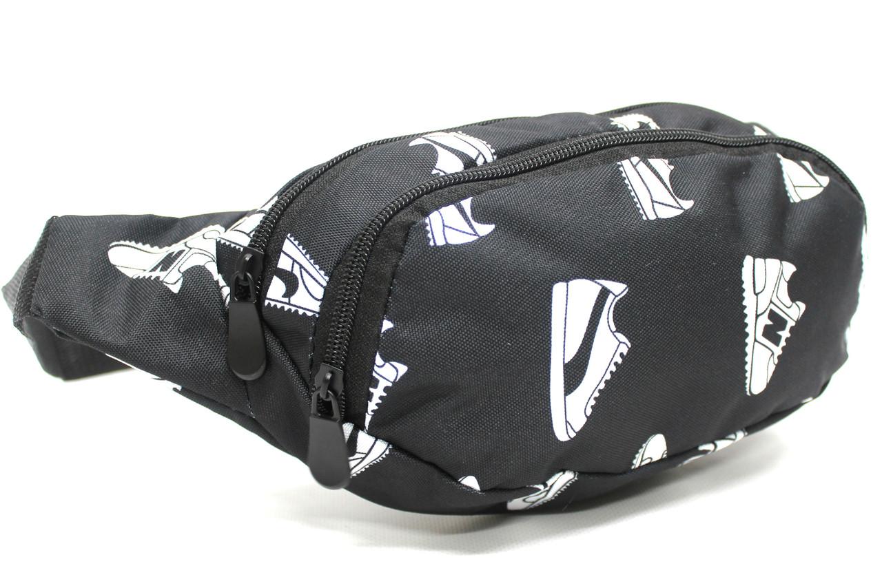 """Стильная сумка-бананка """"YR X17"""""""