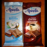 Польский шоколад «Alpinella» (Альпинелла): где купить его на лучших условиях в Днепре?