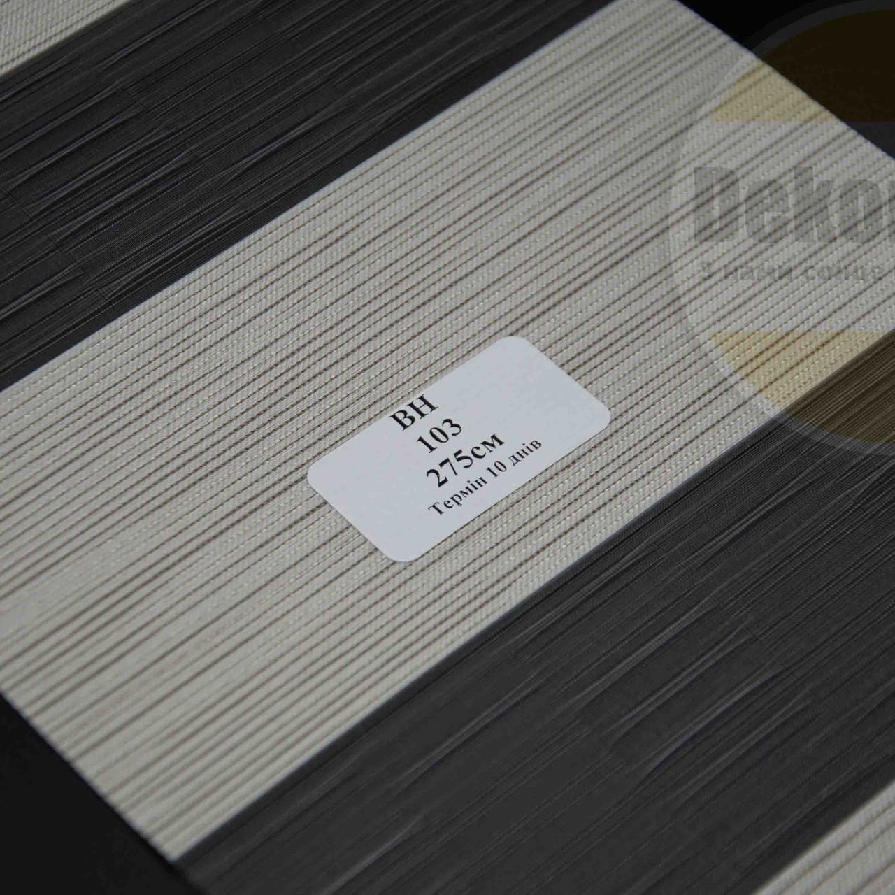 Рулонні штори День-Ніч BH 103 (1 варіант кольору)