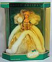 Лялька Барбі Колекційна Щасливого Різдва 1994 Barbie Happy Holidays 12155, фото 10