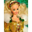 Лялька Барбі Колекційна Щасливого Різдва 1994 Barbie Happy Holidays 12155, фото 4