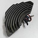 Резистор вентилятора печки Volkswagen Passat B5, Audi A4, Пассат Б5, Ауди А4. 740226033F02., фото 2