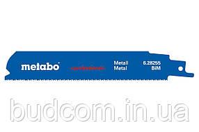 Сабельное полотно по металлу Metabo Professional 150 мм, S 926 ВЕF, 5 шт (628255000)
