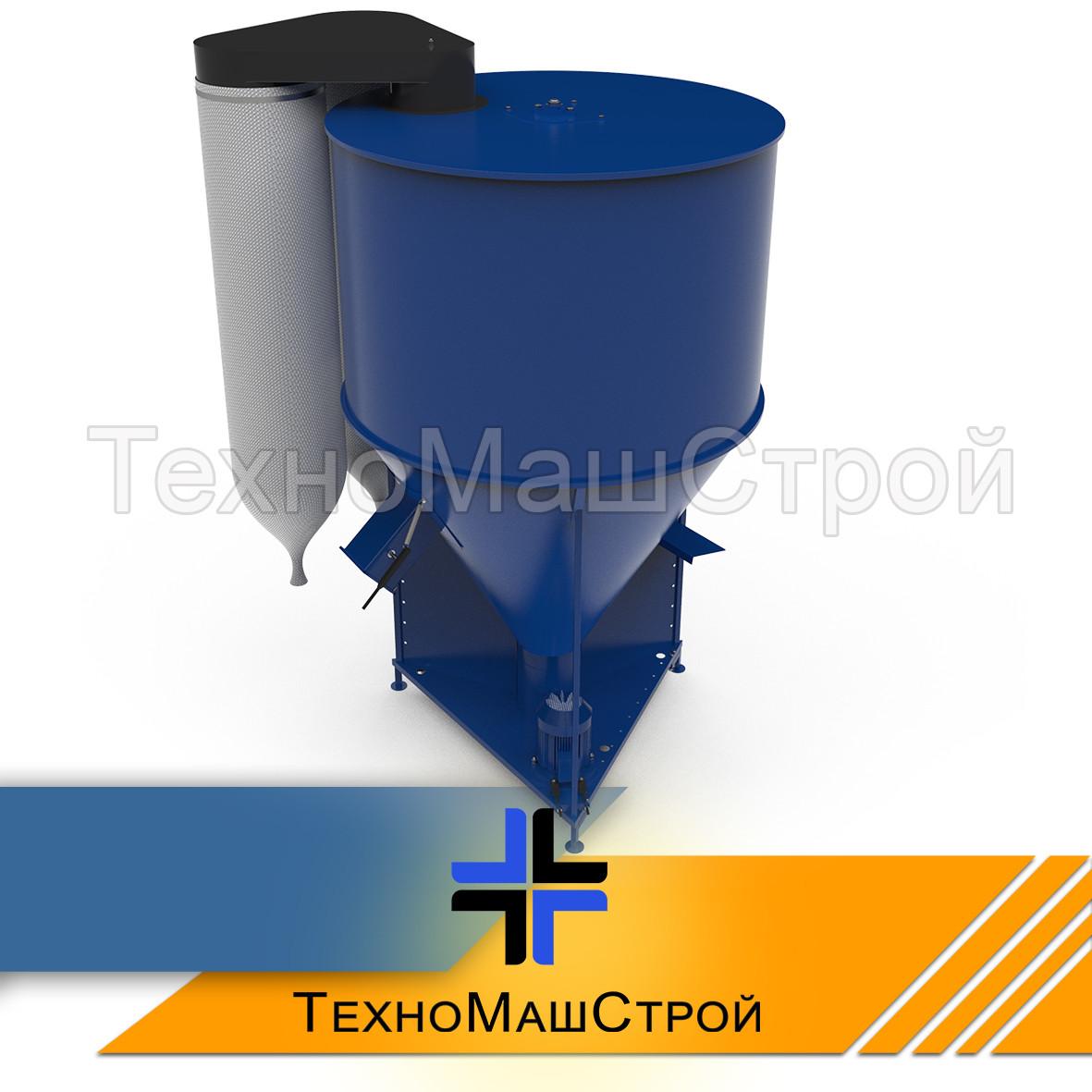 Смеситель корма, кормосмеситель (кормозмішувач) «КС - 2000»