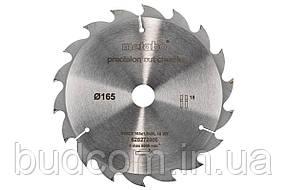 Пильный диск Metabo по дереву 165x20x1.8, 18 зубьев (628272000)