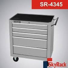Тележка инструментальная 5 (пять) полок SkyRack SR-4345