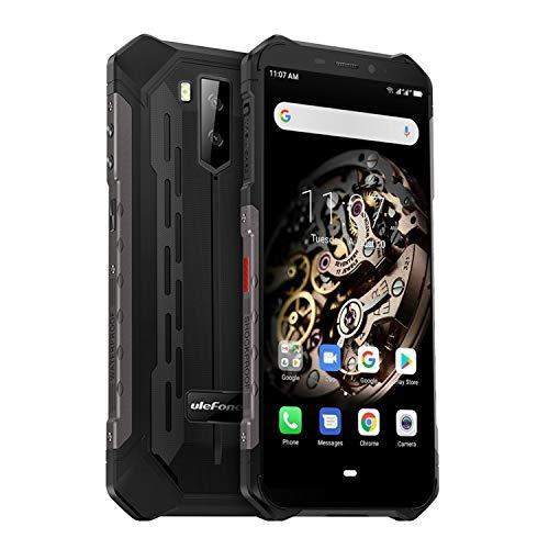 "Защищенный смартфон ULEFONE Armor X5 3/32Gb 5.5"" Black"