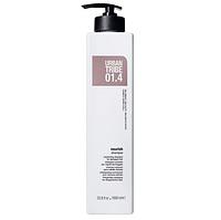 Живильний Шампунь для Пошкодженого Волосся Urban Tribe 01.4 Shampoo Nourish 1000 мл